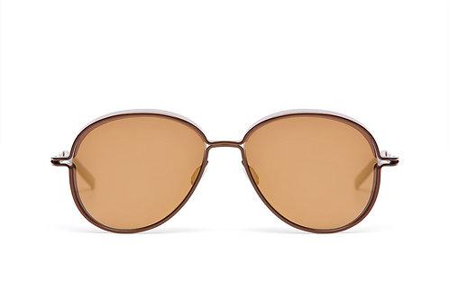 PHE Eyewear - Aviator Brown