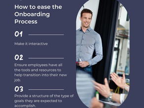 How to Ease the Onboarding Process for New Employees