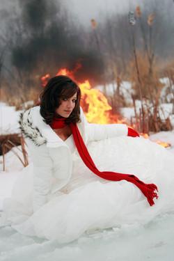Fire bride.