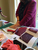 An introduction to print making