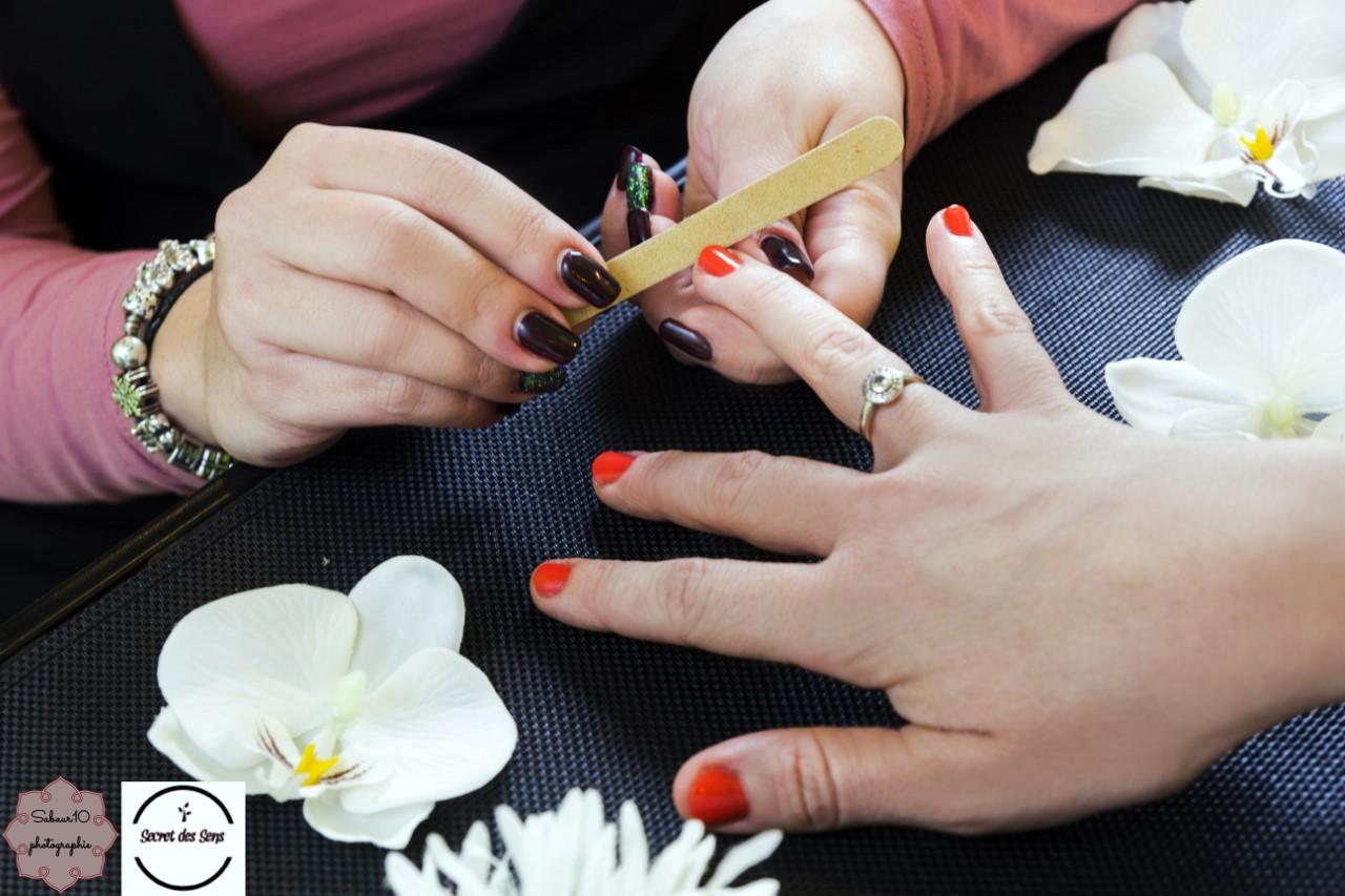 Limage des ongles
