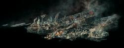 Crashed City