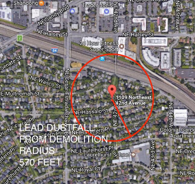 Demolitions' Hidden Cost: Lead Contamination in Neighborhoods