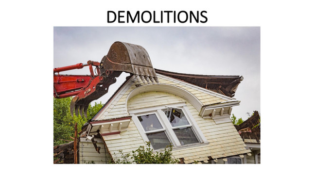 City Wants To Allow Demolitions of Laurelhurst's Historic Houses