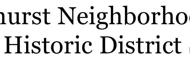 City Confirms Demolition Review, No Design Review In A Laurelhurst National Register Historic Distri