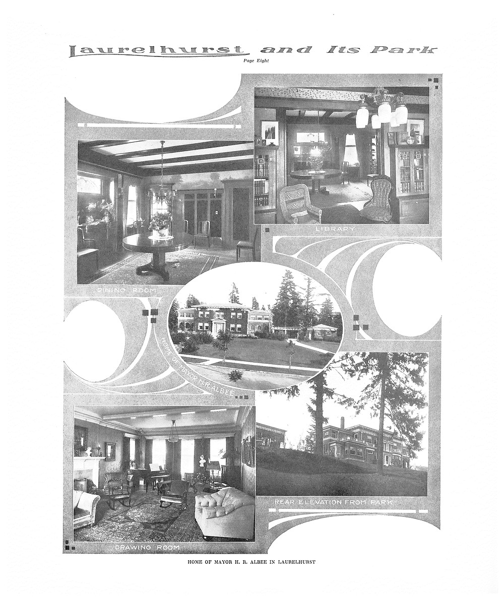 Laurelhurst Sales Brochure Page 8