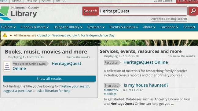Researching House History - Part 3