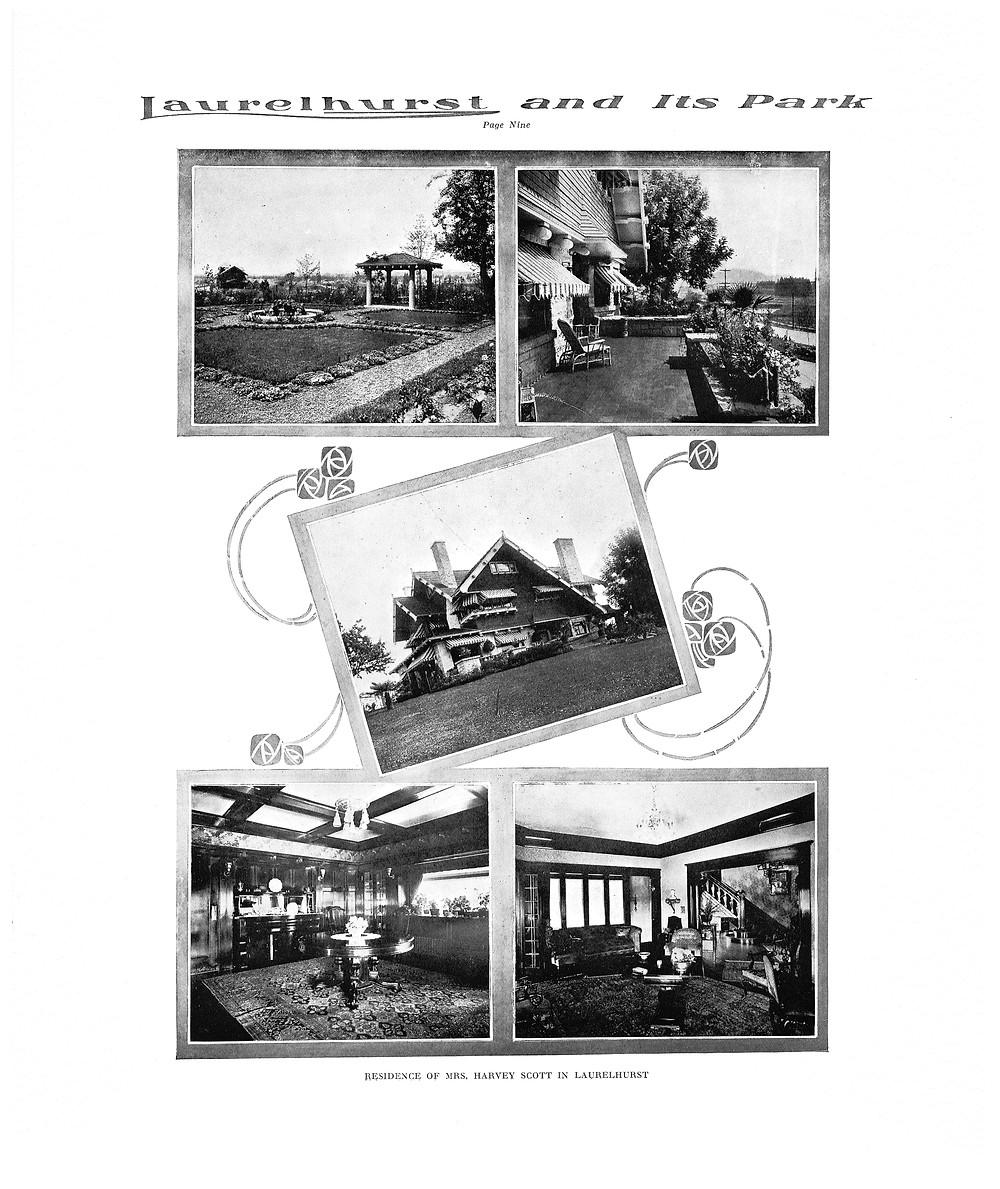 Laurelhurst Sales Brochure Page 9