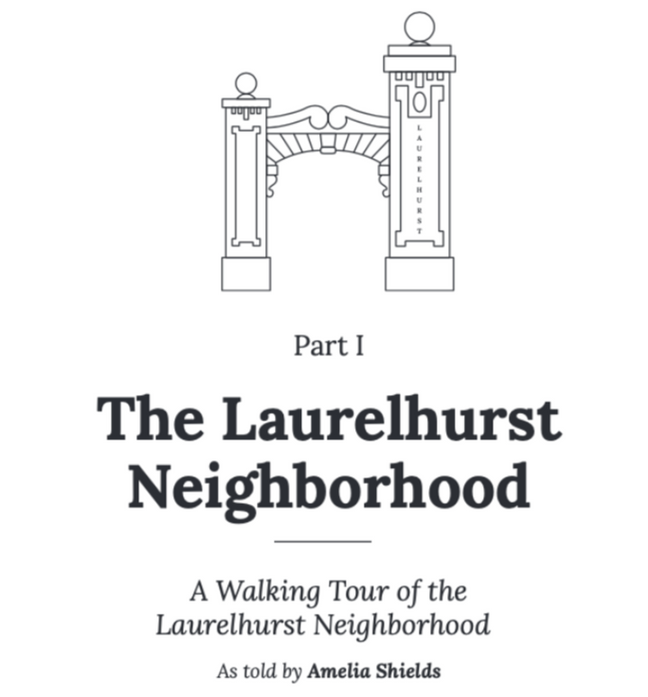 A Walking Tour of Laurelhurst