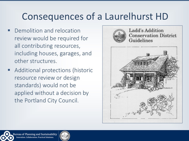 Slides And Notes From August 30 SHPO and City Meeting