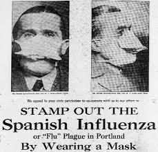 Young Laurelhurst And The Spanish Flu
