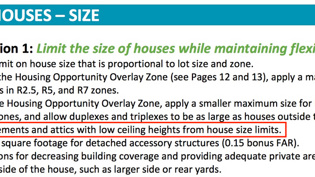 How Big Will Duplexes And Triplexes Be, Under RIP?