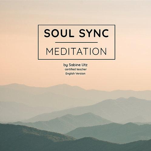SOUL SYNC MEDITATION english