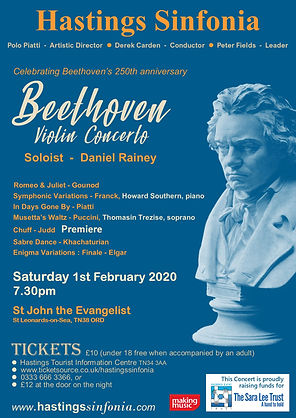 Revised A4 Poster Feb 2020 - Beethoven (