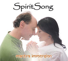 SpiritSong mantra immersion album cover
