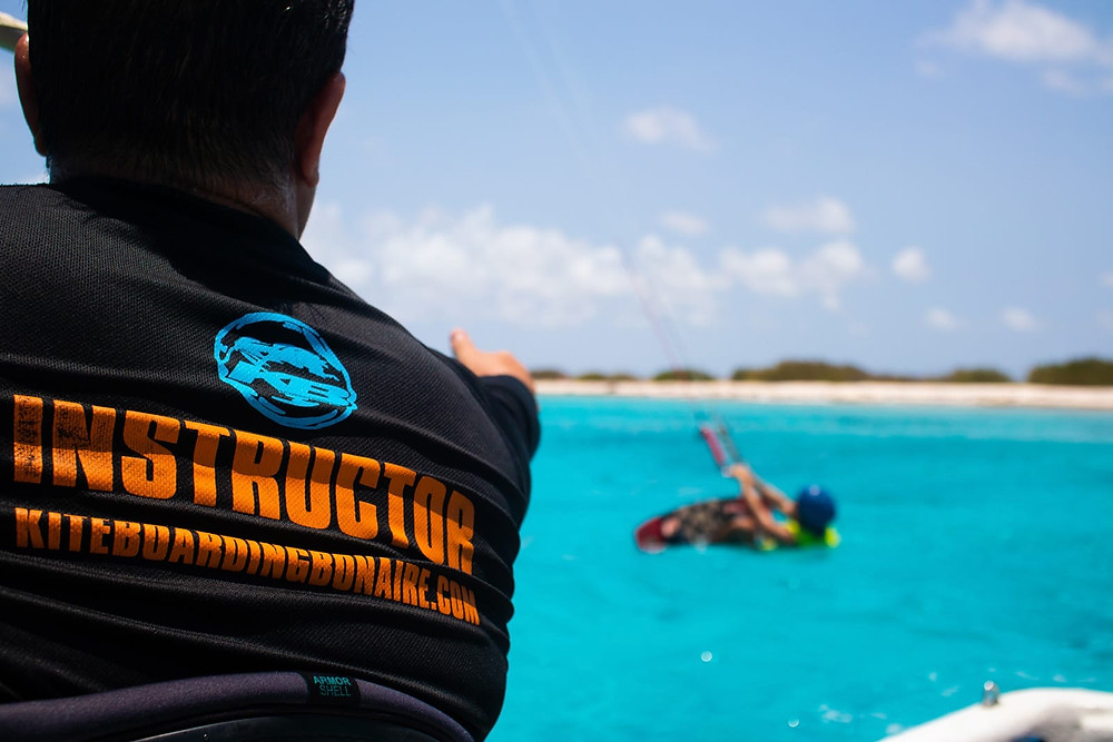 Kiteboarding Bonaire, Bonaire kiteschool, Kiteschool Bonaire, Why you should take a kitesurfing lesson with a certified instructor/school?