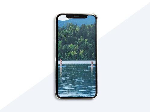 Lake Bled Paddling