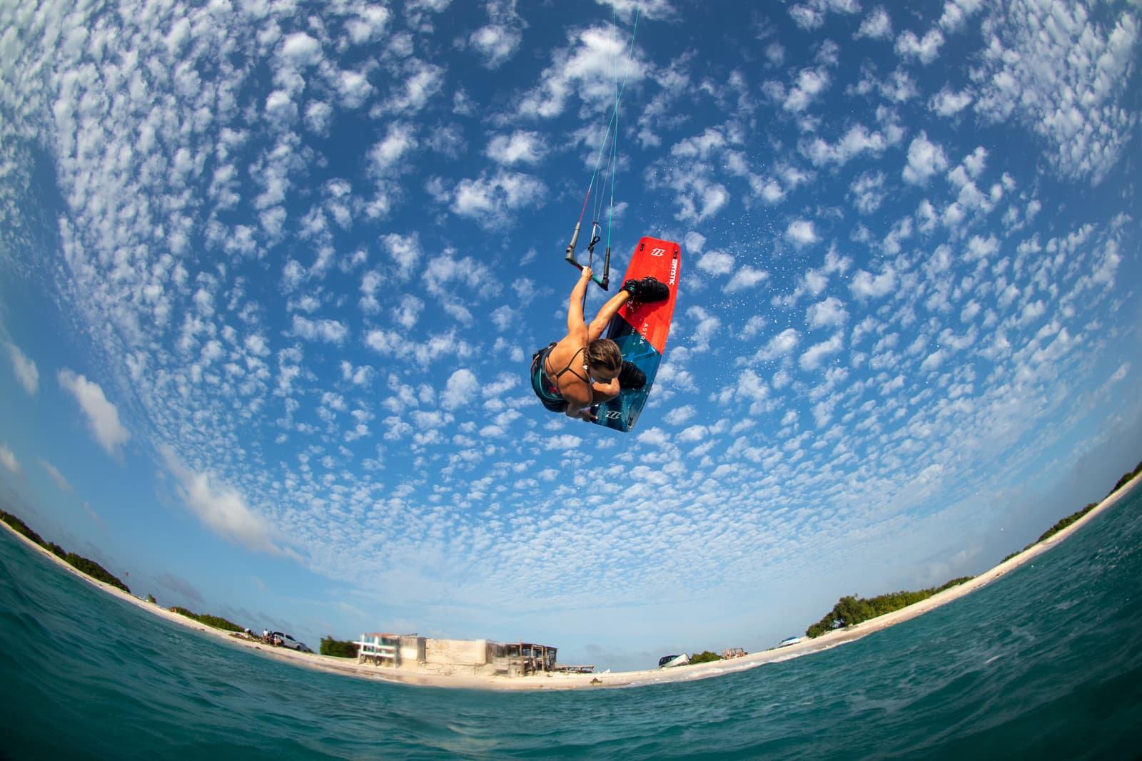 Kitesurfing Photoshoot