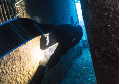 Creative Photo Session - Deepsea Bonaire
