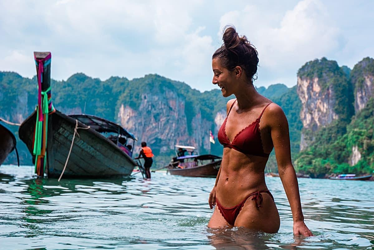 Kate Van der Meer - Thailand