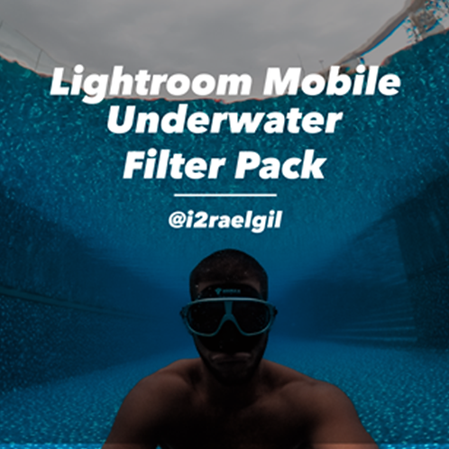 Underwater Lightroom Presets (Mobile) 2nd Edition