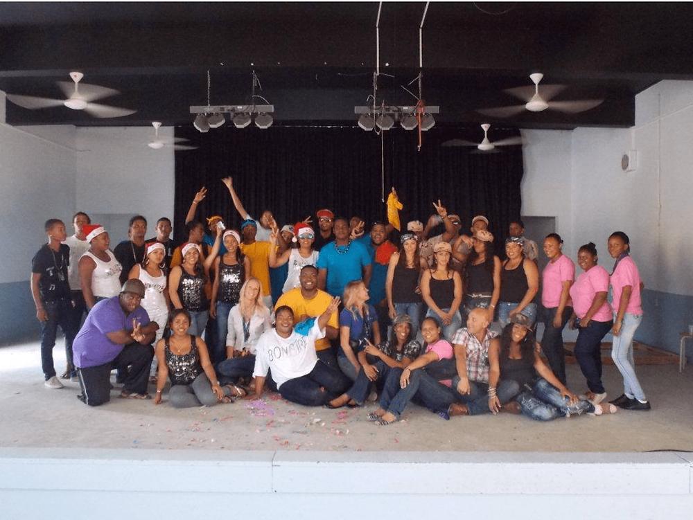 Moana Bonaire, Founders Story, Fundashon Forma and Jong