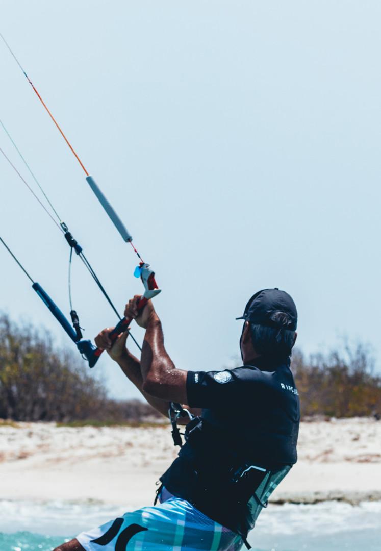 Kiteboarding Bonaire