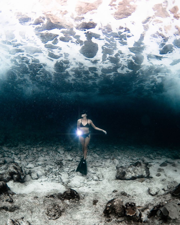 Underwater Photoshoot Bonaire