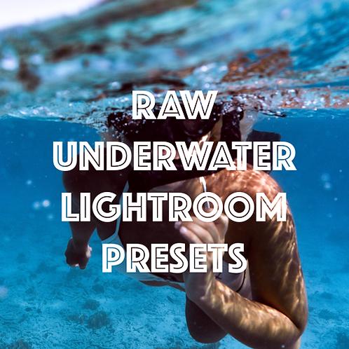 Underwater Lightroom Presets (Desktop)