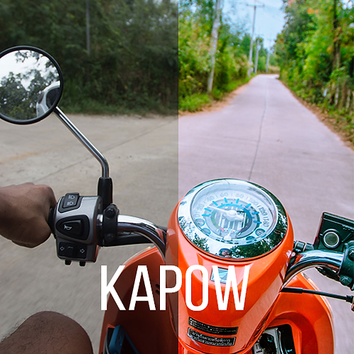 KaPOW Lightroom Preset