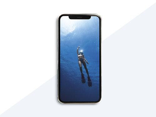 Freediver Beam