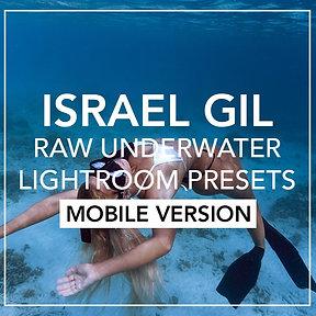 Underwater Lightroom Presets (Mobile)