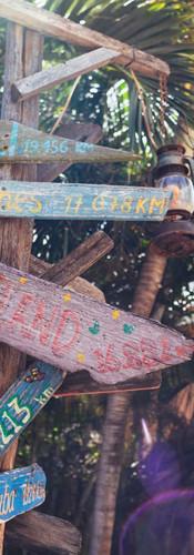 signs garden