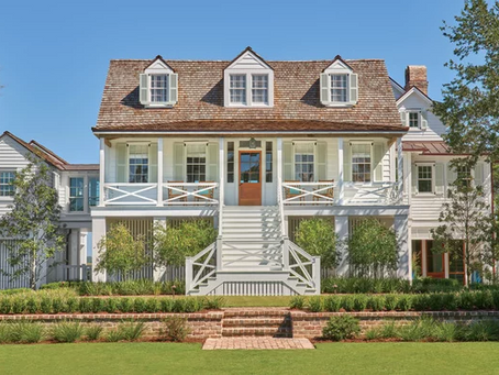 Lowcountry Cottage Restored