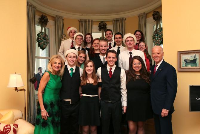 A Vice Presidental Christmas