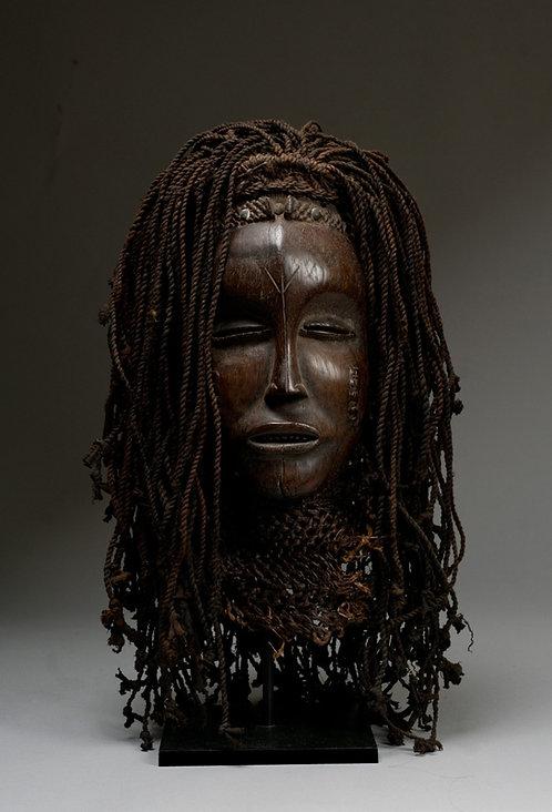 Masque Chokwe/Ovimbundu