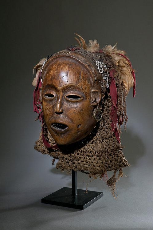Masque Lwena/Chokwe (Vendu)