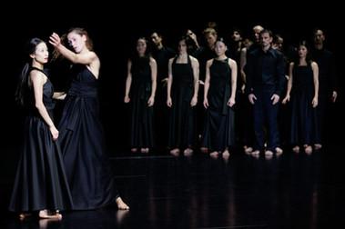 Sasha Waltz & Guests, Continu, Regie und