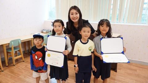 [롯데마트문화센터]제1회 어린이 스피치 대회 시상식_부평점