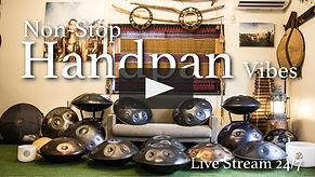 non stop handpan youtube