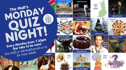Monday: Quiz Night