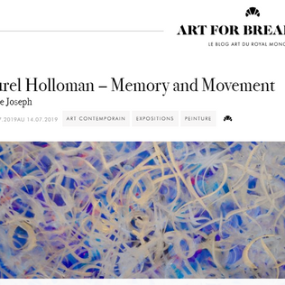 Art For Breakfast - Memore and Movement