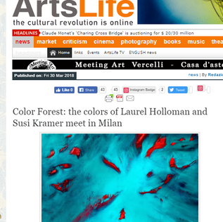 Arts Life Color Forest