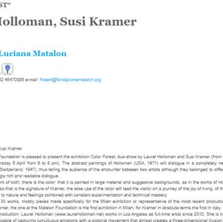 Laurel Holloman, Susi Kramer
