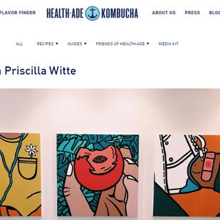 Kombucha Priscilla Witte