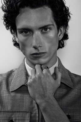 Dylan Reeves-Fellows modelling