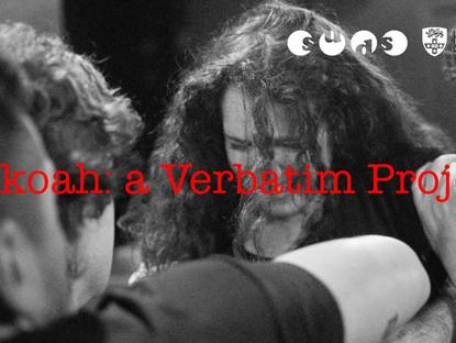 Hakoah - A Verbatim Theatre Play About WW2 & The Holocaust