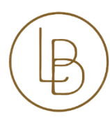 logo Lucie Bellion