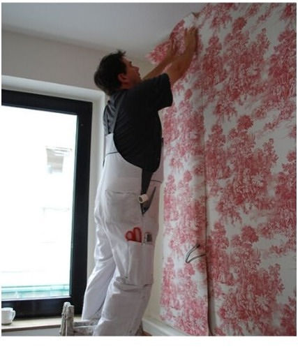 Wallcovering Installation and Removal