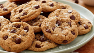 Havermout Chocolate Chip Cookies recept